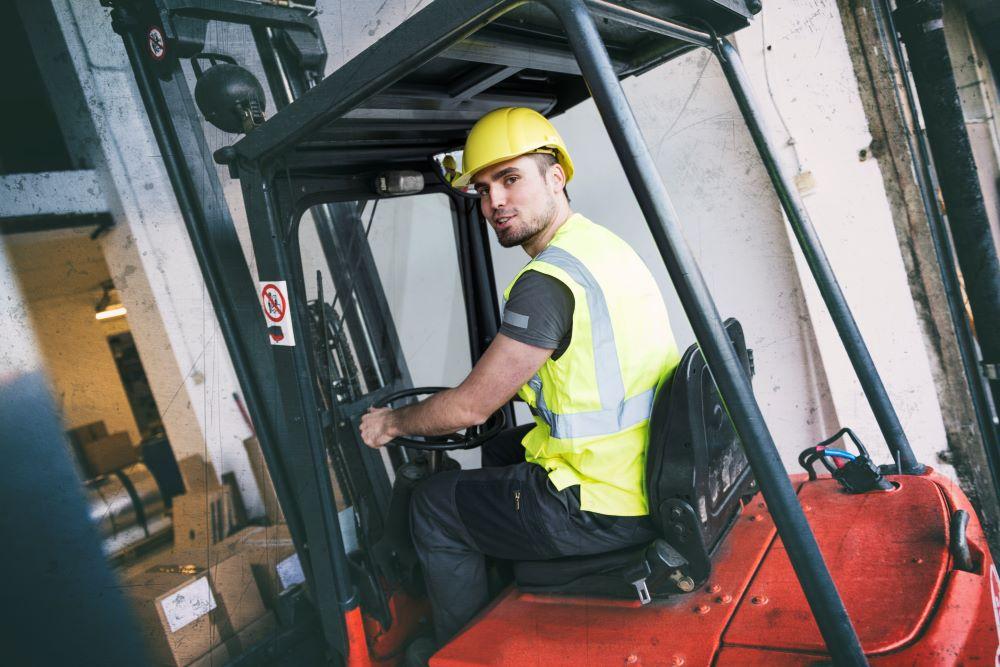 reparación carretillas elevadoras